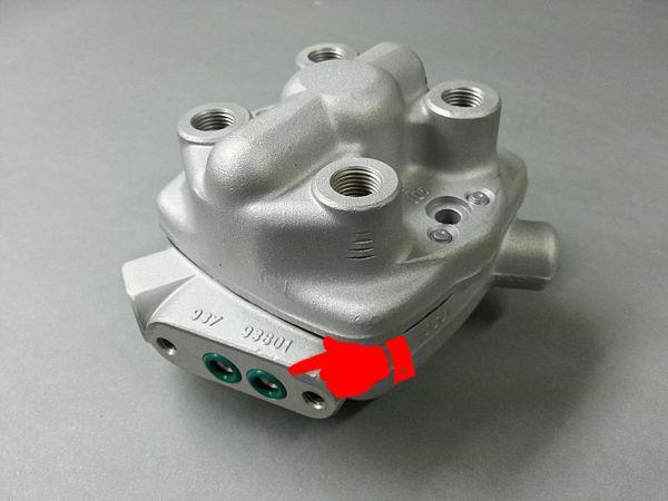 0438101025 Repair Rebuild Kit For Bosch Fuel Distributor