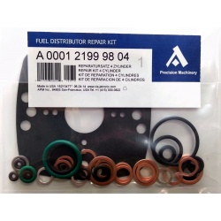 Repair Kit for a Four  Cylinder alloy Bosch K-Jetronic Fuel Distributor