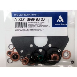 Repair Kit for 6 Cylinder Alloy Bosch Fuel Distributor