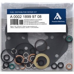 Repair Kit for a Eight Cylinder Alloy Bosch KE-Jetronic Fuel Distributor