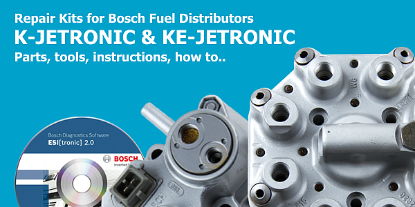 repair kits for bosch fuel distributors k jetronic ke jetronic rh cis jetronic com Bosch D-Jetronic Fuel Injection K-Jetronic Flooded